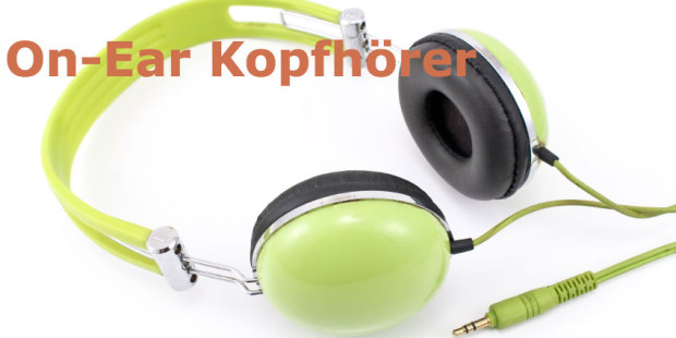 On Ear Kopfhörer
