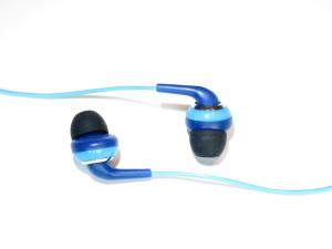 Benetton In-Ear Kopfhörer blau