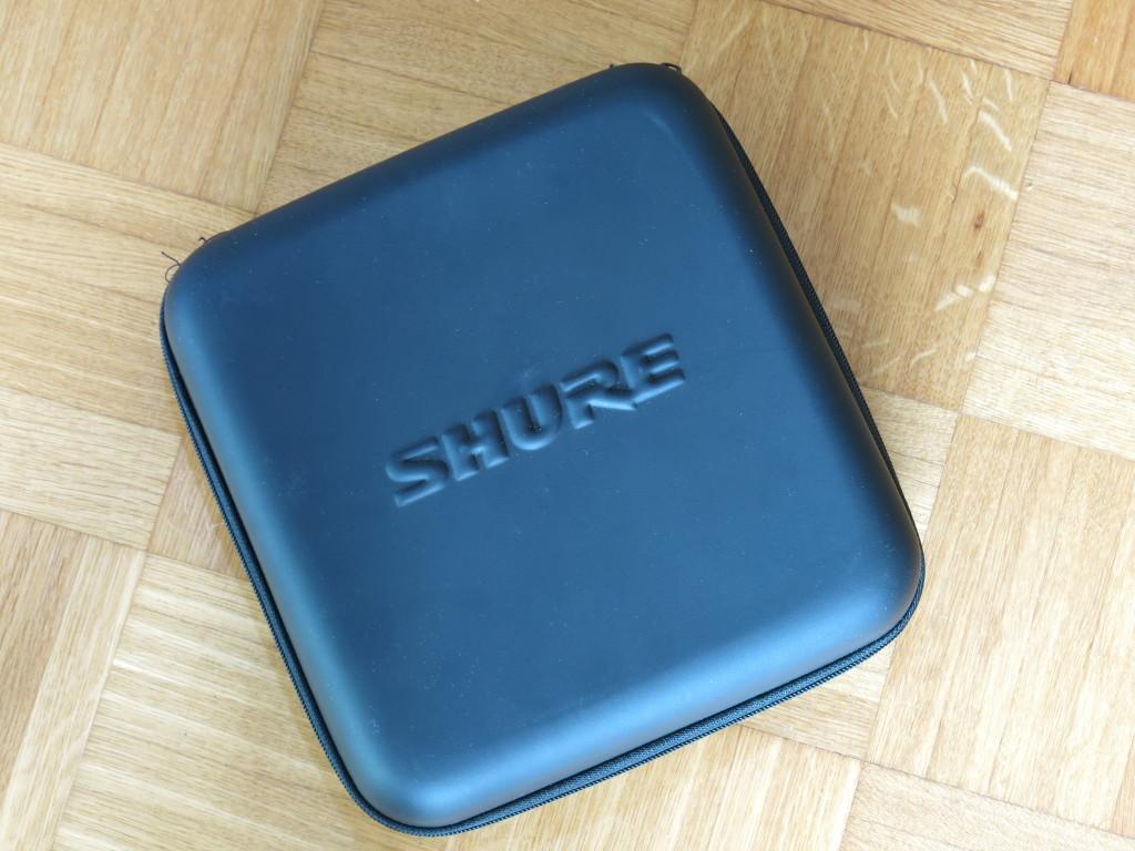 SHURE Case